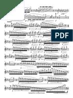 Paganini Caprice (Marina Piccinnini Edition)
