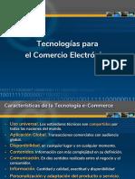 Tecnologias Para El Comercio Electrónico