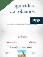 Plaguicidas Microbianos