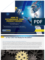 Tech Clarity eBook CAD Learn How to Futureproof Your Product Design
