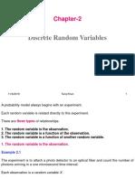 02 Discreate Random Variable