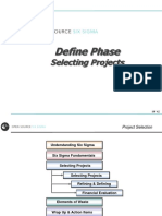 3 Define Selecting Projects v10 3