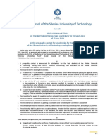 Legal Journal of the Silesian University of Technology