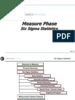 3 Measure Six Sigma Statistics v10 3