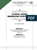 Work Immersion Chuchu 2 2