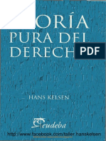 TEORIA PURA DEL DERECHO
