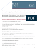 20180110 Guidelines Medical Record Documentation