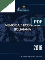 Memoria EB 2016