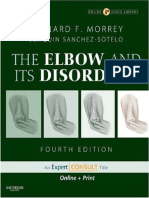 Morrey's The Elbow and Its Disorders 4th ed. - B. Morrey, et. al., (Saunders) WW.pdf