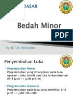 Dasar-dasar Bedah Minor