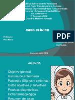 Caso Clinico (Parto Eutócico Simple)
