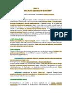 Historia de Los Sistemas de Grabación  / History of recording systems (synthesis-Spanish)