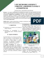 Laboratorio Suceptibilidad s.aureus