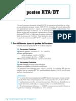 Les Postes HTA_BT