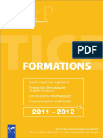 Formation Tice