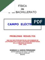 3.3 - CAMPO ELÉCTRICO - PROBLEMAS RESUELTOS DE ACCESO A LA UNIVERSIDAD