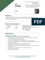 Carlos Javier Cv Nuevo