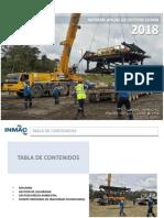 Informe Anual de Gestion SSOMA 2018 - OLI Lote8.pptx