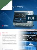 Oscilloscope's Signal Integrity