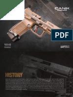 Canik Superior Handgun 2019