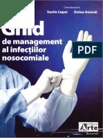 Cepoi v. & Azoicăi D. - GHID de Management Al Infecțiilor Nosocomiale