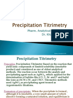 File 5;. Precipitation Titrimetry (Chapter 13).ppt