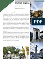 Cementerio General de Guayaquil - Ecuador / Historia