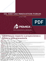 OIL AND GAS INNOVATION FORUM