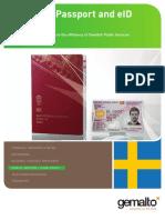 Gov Sweden E-pass