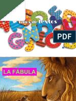 power La fábula 4°.ppt