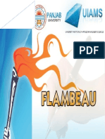 Flambeau Vol I Issue 1