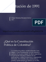 Constitución Colombiana de 1991