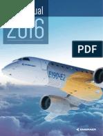Embraer - Relatório Anual 2016