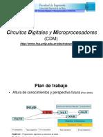 Circuitos Digitales y Microprocesadores