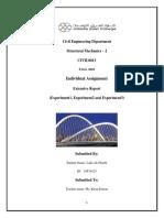Lab Report Structural Mechanics(2) (1)