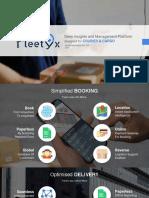 Fleetyx Introduction