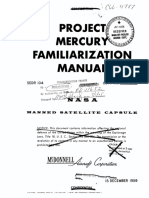 Project Mercury Familiarization Manual 15 Dec 59