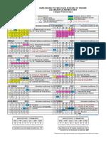 Calendario Utfpr Pg 2019