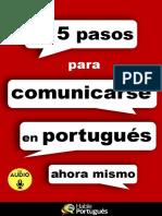 Los 5 Pasos Portugues