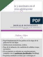 Winnicott, Unidad III