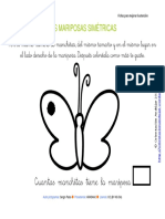 Las Mariposas Simc3a9tricas 1