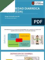 Clase de Enfermedad Diarreica Aguda -Dj