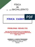 5.3 - FÍSICA CUÁNTICA - PROBLEMAS RESUELTOS DE ACCESO A LA UNIVERSIDAD