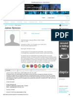 ProjectManagement.com - James Synovec