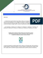 Especificaciones de Ingenieria de Materiales - PDF