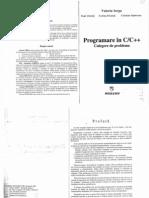 PROGRAMARE_IN_C_C___CULEGERE_DE_PROBLEME_RO__Valeriu_Iorga__Ed._Niculescu_-_2003_