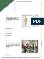 Examen Final Educación Física Prof. Pascual Leocadio Verano 2019