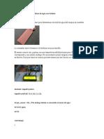 Adjunto Sensor Para La Medición de Agua Con Arduino
