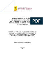 modelos didacticos