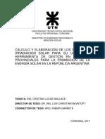 [TESIS] WALLACE - Discos De Irrad iación Solar Para Argentina.pdf